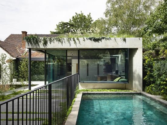 Gartenhaus von Malvern / Taylor Knights