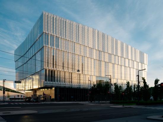 Deichman-Bibliothek / Atelier Oslo + Lund Hagem