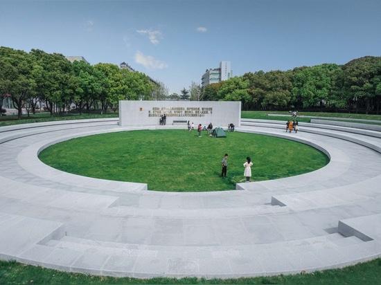 Kunshan Verfassungspark / IPD
