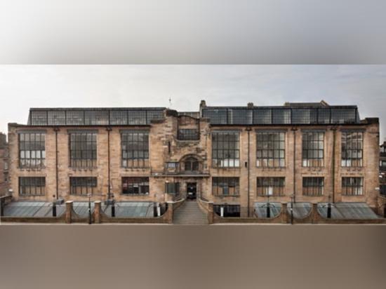 Bildhöflichkeit der Glasgow-Schule der Kunst