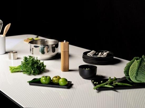 Der Versâtis - Eurokera Smart Table von Jean-Marc Gady