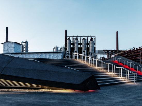 Parkhaus Zeche Zollverein