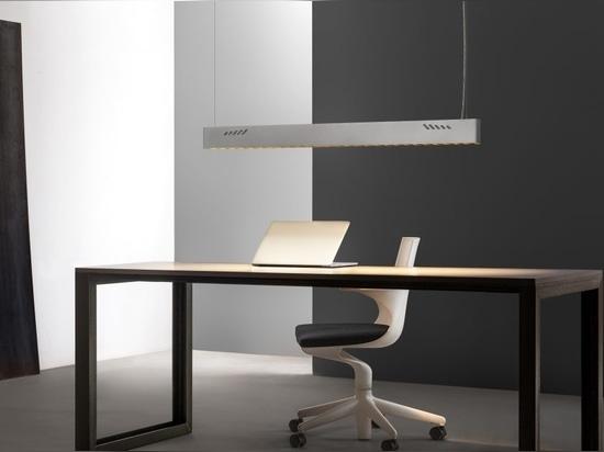 Pure BioAir, eine Lampe von Olev, die Innenräume desinfiziert