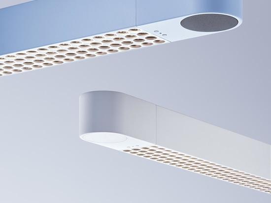 Tobias Graus leuchtende Lösung für die Beleuchtung von Heimarbeitsplätzen