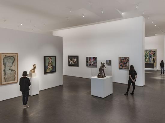 Museum Nancy und reiche Kinder / Steven Holl Architekten