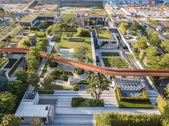 Liuxiandong-Grundstück A4+B2 von Vanke Design Community / FCHA