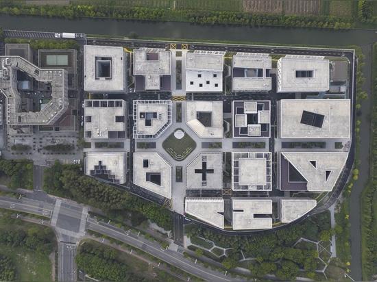 Jiading Mini Block, ein städtisches Experiment / Atelier FCJZ