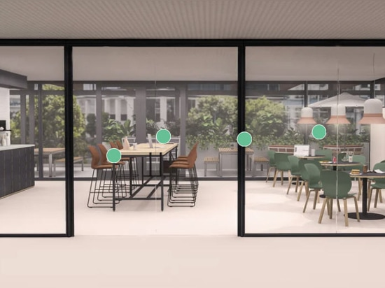 Screenshot des Konzeptplans.