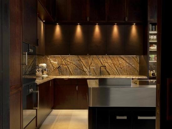 Im Inneren des neu gestalteten Londoner Hauses von Küchenchef Jason Atherton