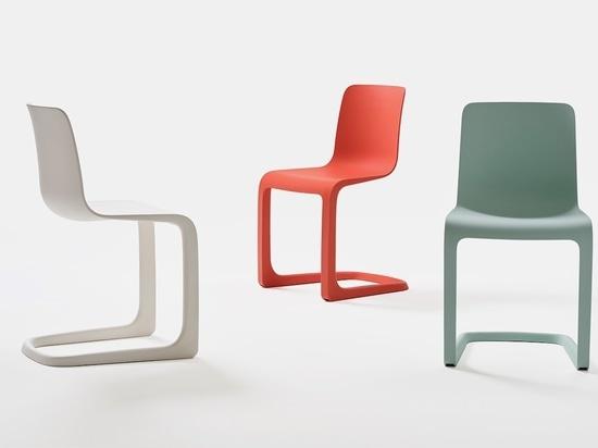 Tip Ton RE von Vitra überarbeitet den Tip Ton Stuhl von Barber & Osgerby.