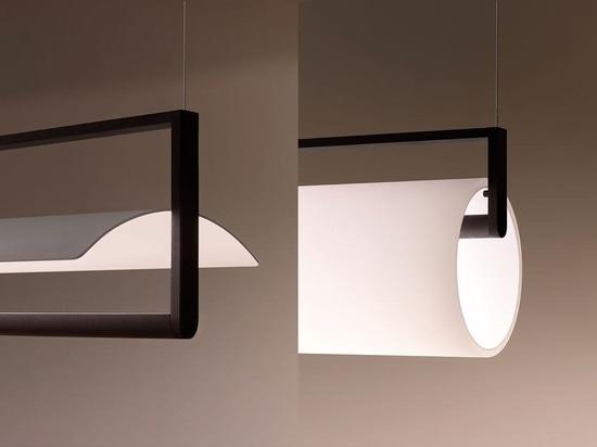 Exklusive Vorschau: Kontur Lighting Kollektion von Sebastian Herkner für Vibia