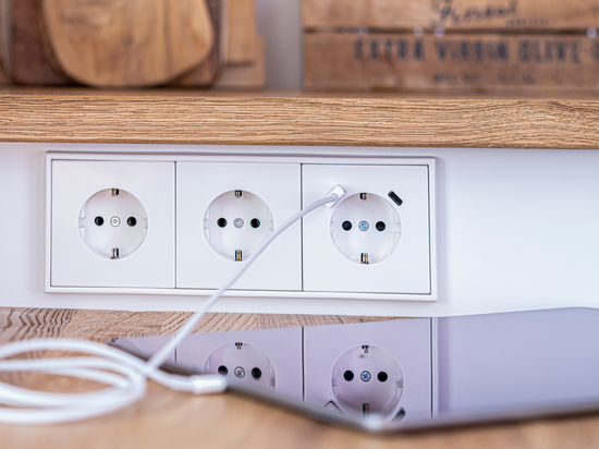 JUNG USB Quick Charge