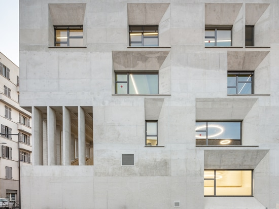 Schule Antoine de Ruffi / TAUTEM Architektur + bmc2 architectes