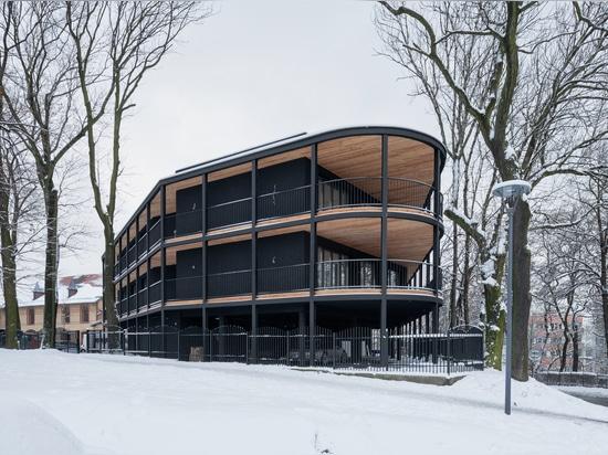 Villa Reden Wohnungen / Architekt Maciej Franta