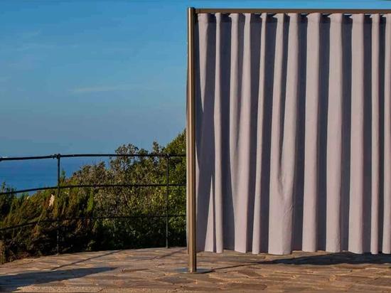 Vollständig grüner Vorhang: Re_Life Blind von Medit
