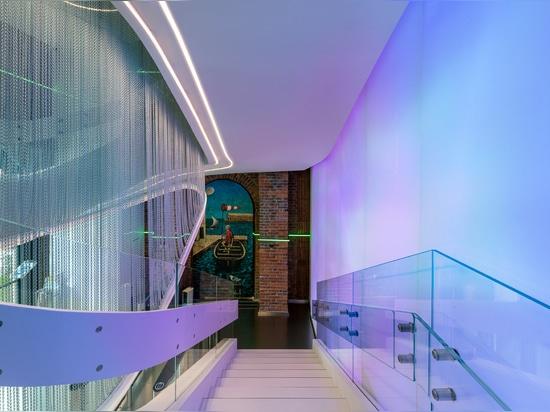 Zifergauz / The Gazprom Neft Digital Transformation Centre.