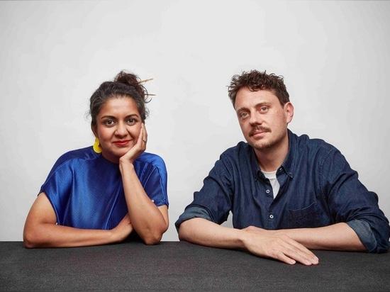 Superflux-Mitbegründer Anab Jain und Jon Adern. Fotografie: Mark Cocksedge