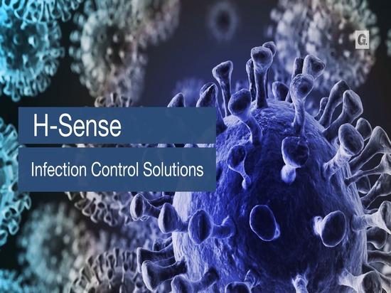 H-Sense Infection Control-Lösungen - Merkmale und Funktionen
