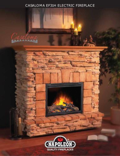 Casaloma Electric Fireplace