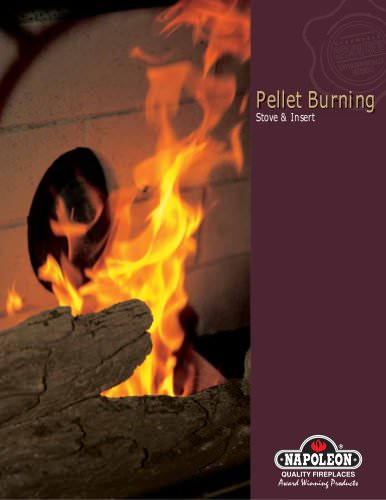 Pellet burning- stoves & inserts