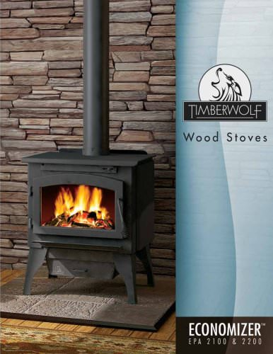 TIMBERWOLF WOOD STOVE