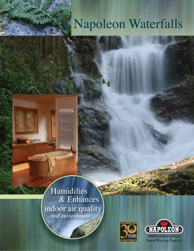 Waterfall Brochure