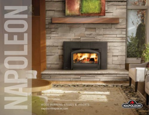 wood burning stoves and inserts