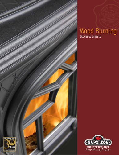 Wood burning- stoves & inserts