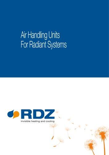 Catalogue for Air handling units