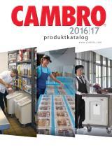 CAMBRO 2016|17 produktkatalog