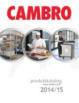 Produktkatalog 2014/15