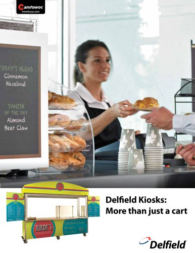 5415 Carts and Kiosk