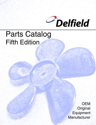 Parts Catalog Fifth Edition