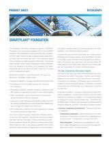 SmartPlant Foundation Product Sheet