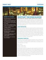 SmartPlant P&ID Design Validation Product Sheet