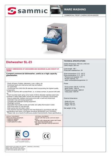 Dishwasher SL-23