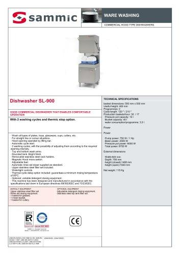 Dishwasher SL-900