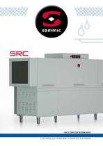 SRC Rack Conveyor Dishwashers