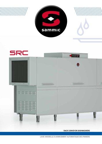 SRC Rack Conveyor Dishwashers