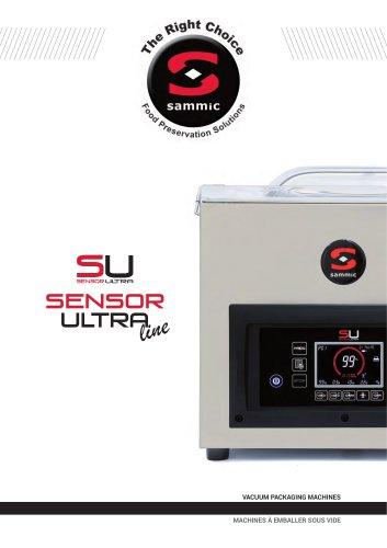 Vacuum packers - Sensor Ultra Line