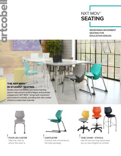 NXT MOV® SEATING