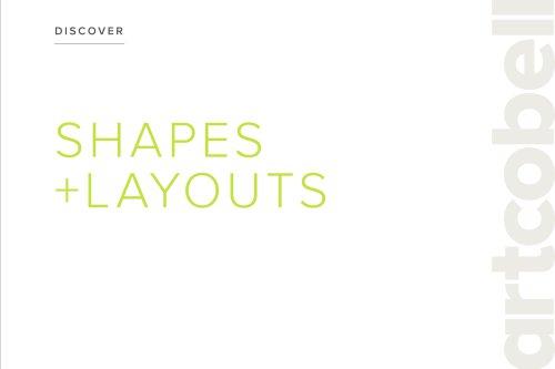 SHAPES +LAYOUTS