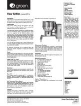 Floor Kettle - Model DEE-4