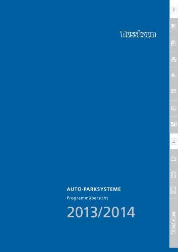 AUTO-PARKSYSTEME 2013/2014