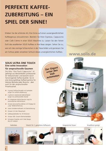 katalog kaffee