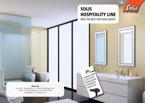 SOLIS Hospitality Line