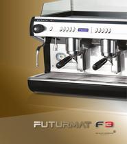Futurmat F3 Kaffeemaschine