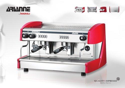 Mairali Arianne Espresso Kaffeemaschine