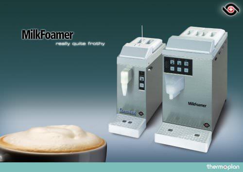 Milkfoamer 5