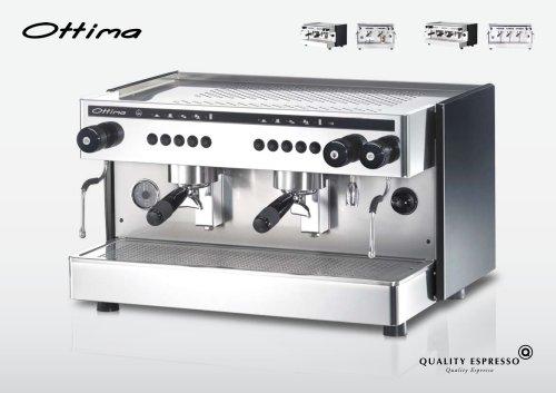 Ottima Kaffeemaschine